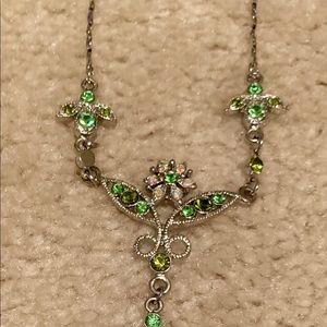 "Premier ANGEL Diamond Cut Choker Necklace 15""-19"""